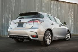 lexus ct200h premier lexus ct200h review business insider