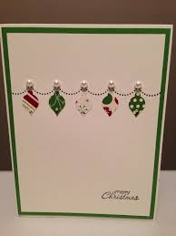 pretty handmade card crafting for christmas pinterest cards