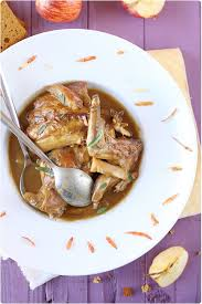 lapin a cuisiner lapin mijoté au cidre d épices et pommes chefnini
