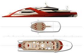 yacht design ostria 71 90 m motor yacht design superyachts news luxury