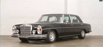 1972 mercedes 300sel 6 3 owned by steve mcqueen found in san