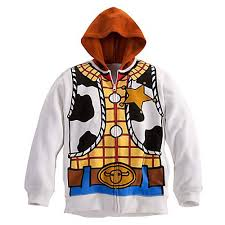 Woody Halloween Costumes Wdw Store Disney Child Hoodie Woody Halloween Costume Fleece