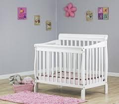 Kalani Mini Crib White List Top 10 Best Baby Cribs In 2018 Reviews Bestgr9