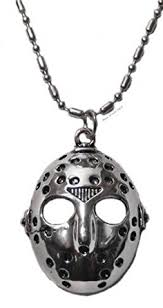 amazon black friday disappointing amazon com friday the 13th jason u0027s mask stainless steel pendant