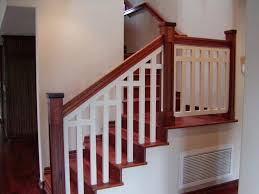 Home Handrails Wood Stair Railings Interior Wood Stair Handrails Indoor Wood
