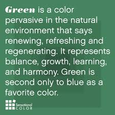 the meaning and symbolism of the color green green is the color
