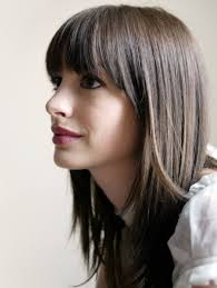 blunt fringe hairstyles amazing to medium haircuts hairstyles hoster