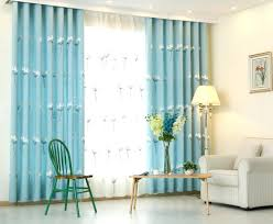 Light Blue And Curtains Indulging Uncategorized Living Room Curtains Blue Within Light