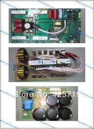 a set of mosfet arc200 inverter welder pcb upper power pcb