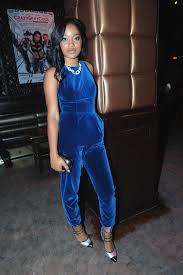 blue velvet jumpsuit or hmm keke palmer s crazysexycool the tlc after