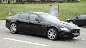 maserati quattroporte 2011 2014 maserati quattroporte to feature supercharged v6