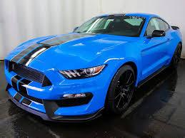 Blue Mustang Black Stripes Winner Winner Grabber Blue Black Stripes Electronics Pkg Recaro