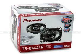 pioneer 4x6 ts g4644r 4x6 g series speakers