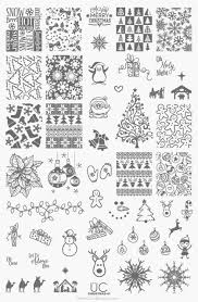 vanity nails nail stamping plate cartoon haven size xl 14 5 21 0cm