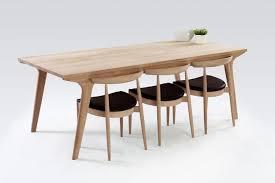 Modern Oak Desk Modern Oak Dining Table Designer Dining Tables