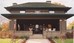 prairie style houses craftsman prairie style historic house colors