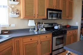 glass countertops updating old kitchen cabinets lighting flooring