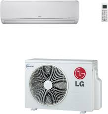 ductless mini split cassette lg mini split air conditioners