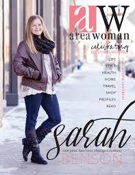 area woman magazine issuu