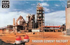 cement factory tandur cement factory cement corporation of india private limited