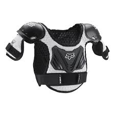 baby motocross gear amazon com fox racing peewee titan youth roost deflector black