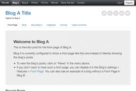 s website b2evolution social cms a complete engine for your website