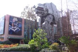 star wars movies focus disney park attractions