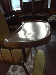 Painted Metal Vintage Cosco High Chair Vintage Cosco High Chair Antique Appraisal Instappraisal
