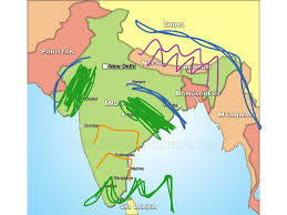 Show Me A Map Of England by Indian Map History Social Studies Ancient India Showme