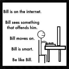 Now Trending Be Like Bill - trigger know your meme