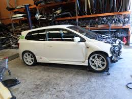 wrecking parts honda civic type r manual k20 vtec 2002 ep3 jap