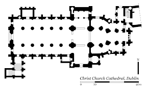 file christ church cathedral dublin plan svg wikimedia commons