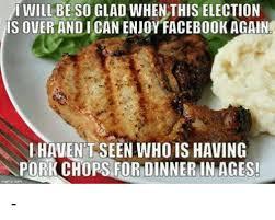 Pork Chop Meme - 25 best memes about pork chops pork chops memes