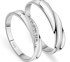 his and hers ring set matching ring sets his hers matching sterling silver