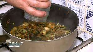 cuisiner les joues de lotte recette blanquette de joues de lotte aux petits légumes les