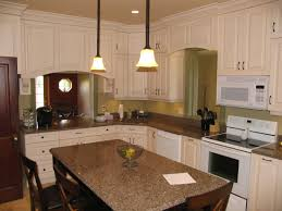 Hickory Kitchen Cabinets Kitchen White Wood Kitchen Cabinets Cream And Oak Kitchen