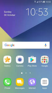 galaxy themes store apk grace ux theme no root pure note 7 theme samsung galaxy s7