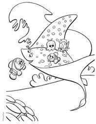 40 finding nemo coloring pages free printables dory coral