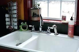 paint kitchen sink black black granite kitchen sink with bronze faucet faucets the best