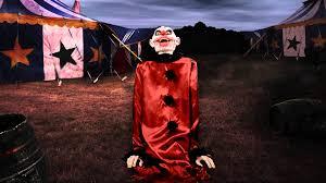 spirit halloween store jobs dead humor rising clown youtube