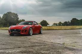 jaguar f type custom caldera red jaguar f type adv5 2 m v2 cs wheels adv 1 wheels