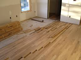 got some oak t g flooring not an easy finding it