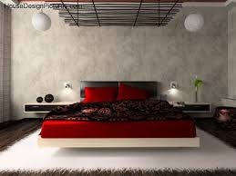 Plain Bedroom Design Ideas Red Black White Regarding House To - White and red bedroom designs