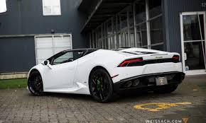 Lamborghini Huracan White Black Rims - 2017 lamborghini huracan spyder lp 610 4 spyder lamborghini