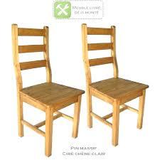 chaise en pin chaise en pin chaise pin massif chaise en pin massif lot de 2