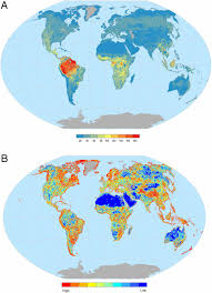 habitat si e social quantification of habitat fragmentation reveals extinction risk in