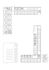 open space floor plans gallery of school with an open space beijing institute of