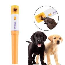 2018 Pet Dog Cat Nail Grooming Grinder Trimmer Clipper Electric Nail
