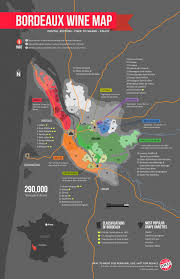 California Wine Country Map Learn About Bordeaux Wine Region Map Wine Folly