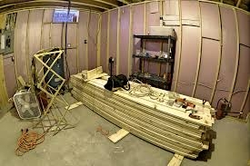 Wood Shelf Plans Basement by Basement Storage Room Offgridcabin